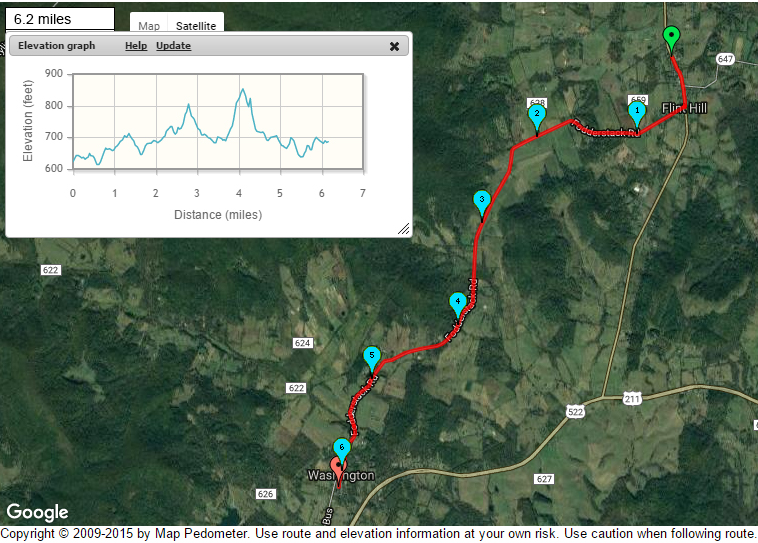 Route 522 Virginia Map.Course Fodderstack 10k Classic
